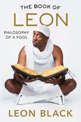 The Book of Leon - Leon Black, JB Smoove & Iris Bahr book