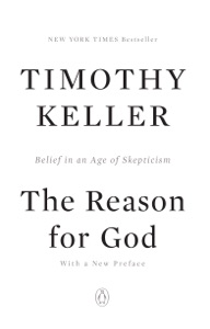 The Reason for God Book Cover