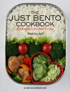 The Just Bento Cookbook Libro Cover