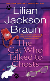 The Cat Who Talked to Ghosts book