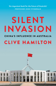 Silent Invasion Book Cover