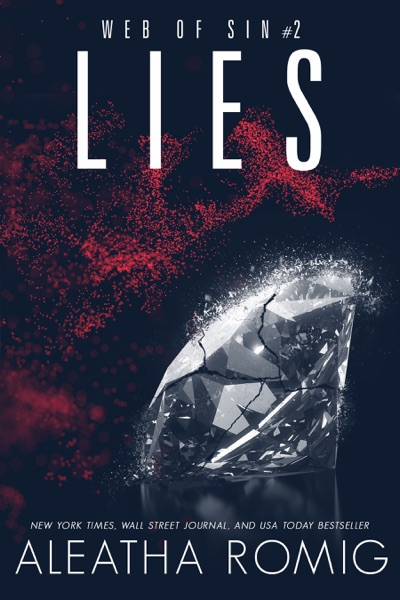 Lies - Aleatha Romig book cover