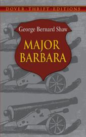 Major Barbara book