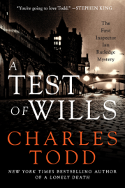A Test of Wills book