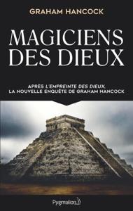 Magiciens des dieux La couverture du livre martien