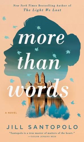 Jill Santopolo - More Than Words
