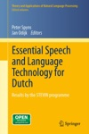 Essential Speech And Language Technology For Dutch