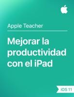 Mejorar la productividad con el iPad