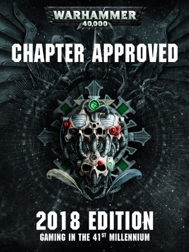 Games Workshop - Warhammer 40,000: Chapter Approved Enhanced Edition
