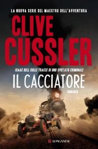 Il cacciatore di Clive Cussler Copertina del libro