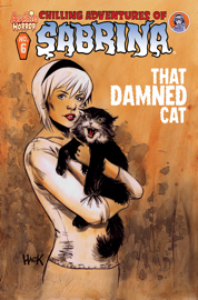 Chilling Adventures of Sabrina #6 book