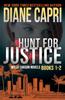 Diane Capri - Hunt For Justice: Judge Willa Carson Books 1 - 2 artwork