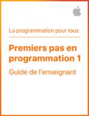 Premiers pas en programmation1