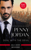 Penny Jordan - Deal With The Devil/Bedding His Virgin Mistress/Expecting The Playboy's Heir/Blackmailing The Society Bride artwork