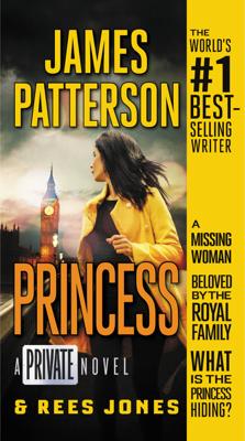 James Patterson & Rees Jones - Princess book