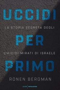 Uccidi per primo Book Cover