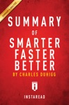 Summary Of Smarter Faster Better