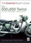 BSA 500  650 Twins