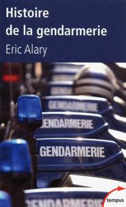 Histoire de la gendarmerie La couverture du livre martien