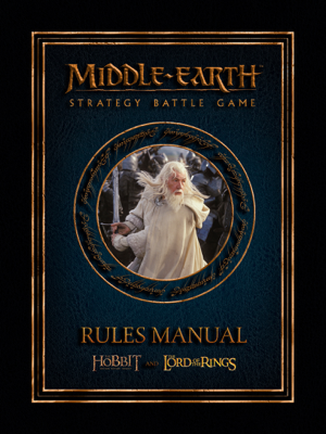 Middle-earth™ Strategy Battle Game Rules Manual  Enhanced Edition - Games Workshop book