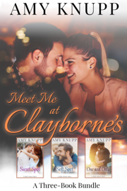 Meet Me at Clayborne's - Amy Knupp book summary