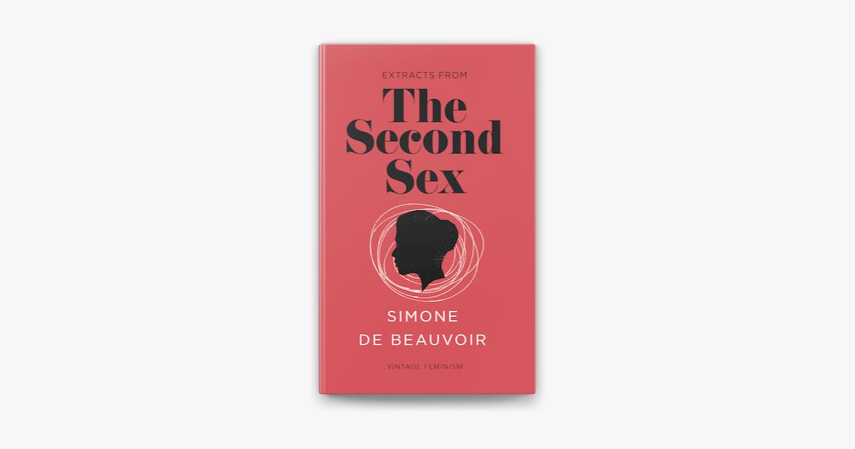 Simone de beauvior the second sex