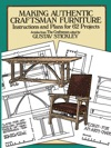 Making Authentic Craftsman Furniture
