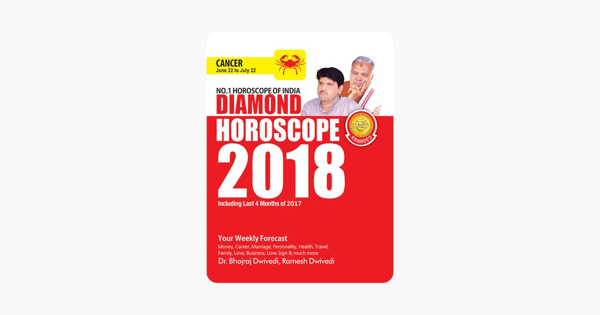 Diamond Horoscope 2018 : Cancer