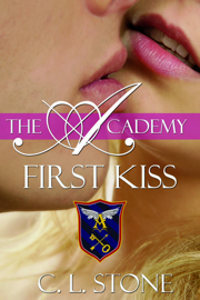 The Academy - First Kiss book