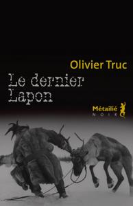 Le Dernier Lapon La couverture du livre martien