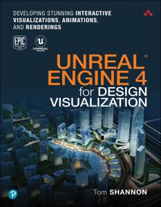 Unreal Engine 4 for Design Visualization Copertina del libro