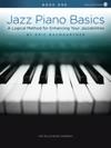 Jazz Piano Basics - Book 1