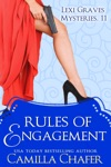 Rules Of Engagement Lexi Graves Mysteries 11