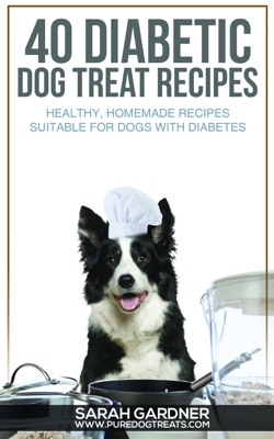 40 Diabetic Dog Treat Recipes: Healthy, Homemade Treats Suitable for Dogs with Diabetes.