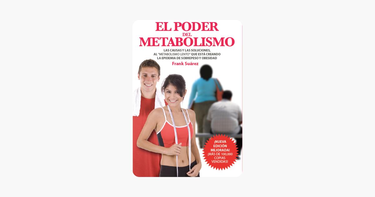 recetas el poder del metabolismo online