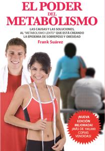 El Poder del Metabolismo Copertina del libro