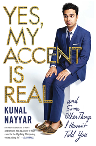 Yes, My Accent Is Real Copertina del libro