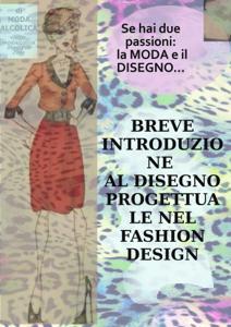 Breve introduzione al disegno progettuale nel Fashion Design Libro Cover