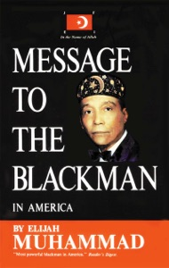 Message To The Blackman In America Book Cover