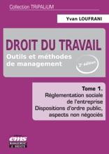 Droit Du Travail - Tome 1 / 2e édition