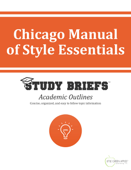 Chicago Manual of Style Essentials