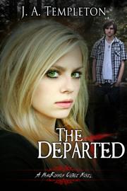 The Departed, (MacKinnon Curse series, book 3) book