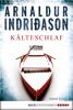 Arnaldur Indriðason - Kälteschlaf Grafik