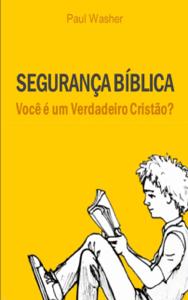 Segurança Biblica Libro Cover