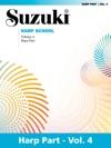 Suzuki Harp School - Volume 4