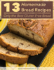 Prime - 13 Homemade Bread Recipes- Only the Best Gluten Free Bread artwork