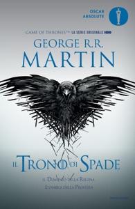 Il trono di spade 4. Il dominio della regina, L'ombra della profezia Book Cover