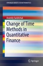Change Of Time Methods In Quantitative Finance