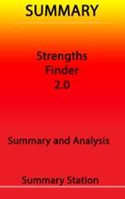 Strengths Finder 2.0  Summary
