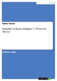 Empathy In Kazuo Ishiguro S Never Let Me Go